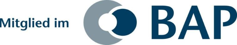 Mietglied im BAP Logo