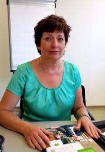 Frau Gabriele Hoppe